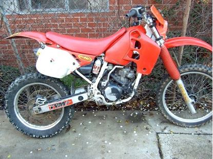 Picture of CR250 1988