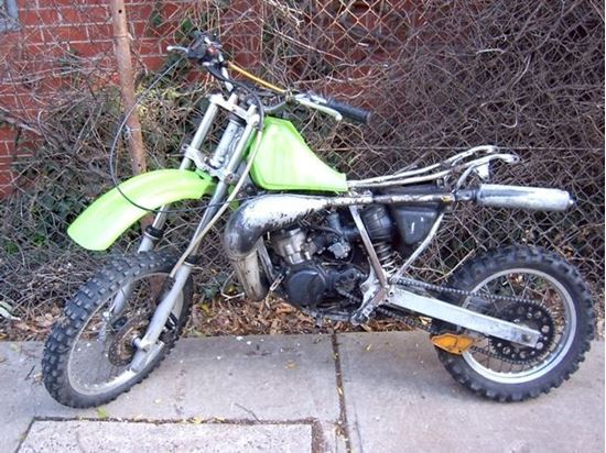 Picture of KX 80 1987