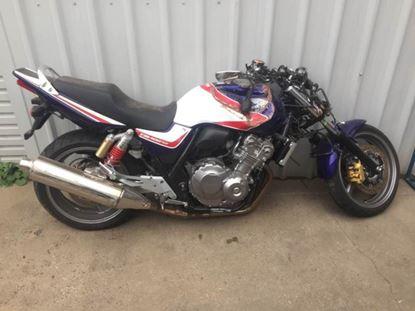 Picture of CB400
