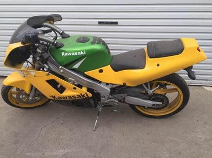 Picture of ZXR250