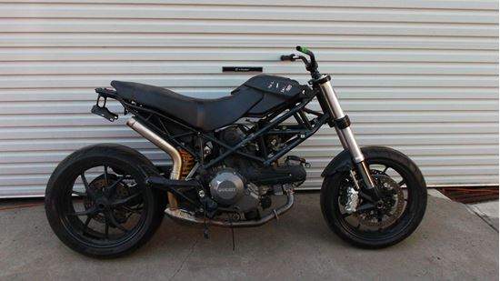 Picture of DUCATI HYPERMOTARD